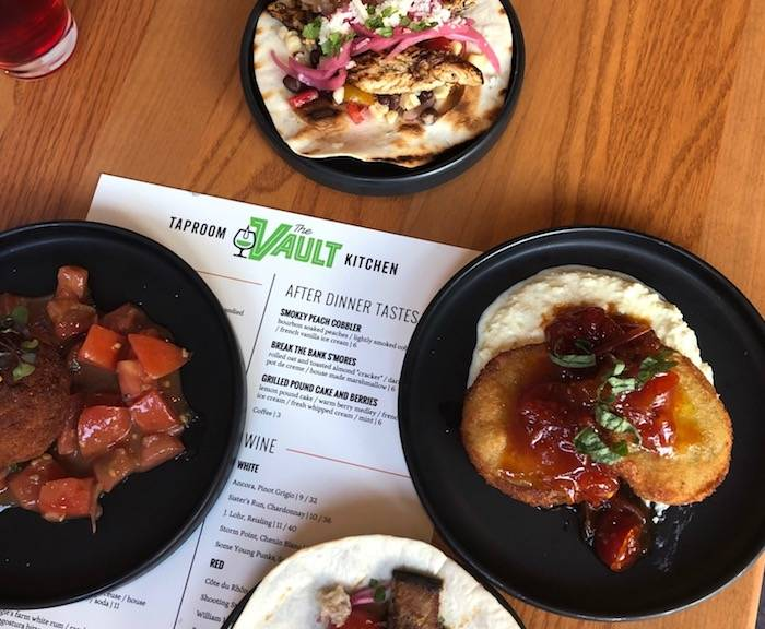 Jeet Jet: The South Side's self-serve The Vault Taproom - The
